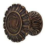 French Court Cabinet Knob - 1 1/2
