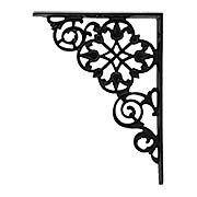 Medium Pennsylvania-Dutch Shelf Bracket - 8 3/8