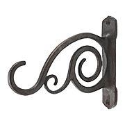 Swirl Cast-Iron Plant Hanger (item #R-010HU-IPH-03X)