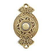 Oriental-Style Doorbell Button (item #R-010MG-315X)