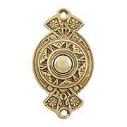 Oriental Pattern Doorbell Button (item #R-010MG-315X)