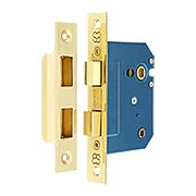Privacy Mortise Lock - 2 1/4
