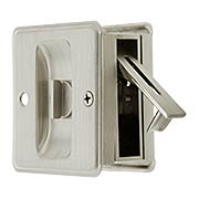 All-In-One Pocket Door Privacy Lock Set (item #R-06AD-SL1X)