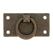 Arts U0026 Crafts Horizontal Pull With Round Ring (item #R 08BM 1018