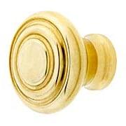 Bullseye Cabinet Knob - 1 3/16