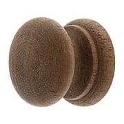 Walnut Empire Style Cabinet & Furniture Knob (item #R-08BM-4375X)