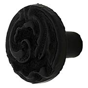 Decorative Cast-Iron Cabinet Knob with 1