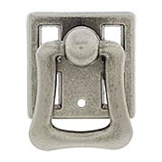 Mackintosh Ring Pull With Small Backplate (item #R-08CL-101506X)