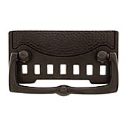 Roycroft Bail Pull with Back plate - 2 1/2