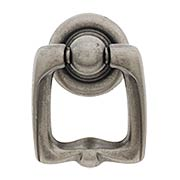Roycroft Ring Pull With Rosette (item #R-08CL-101516X)
