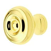 Small Waverly Cabinet Knob  - 1 1/8