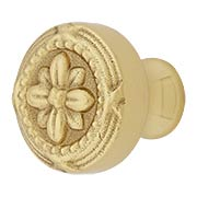 Ribbon & Reed Cabinet Knob - 1 1/4