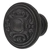 Victorian Cast-Iron Cabinet Knob (item #R-08MG-350X)