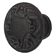 Olympia Cast-Iron Cabinet Knob (item #R-08MG-357X)