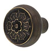 Pisano Cabinet Knob in Antique-By-Hand (item #R-08MG-359-ABH)