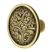 Saddleworth Cabinet Knob - 1 3/8
