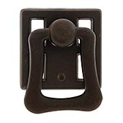 Mackintosh Ring Pull With Small Backplate (item #R-08RM-12145Z-03900X)