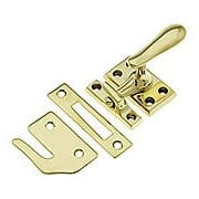 Large Solid-Brass Casement Latch (item #R-09BM-8711X)