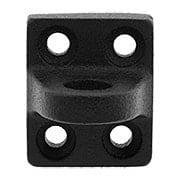 Galvanized Iron Eye Loop For Hook & Eyes (item #R-09DE-143)