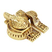 Solid Brass Eastlake Style Sash Lock (item #R-09SE-135X)