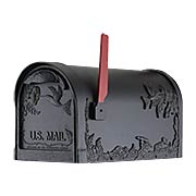 Hummingbird Curbside Mailbox (item #RS-010SL-SCB-1005X)