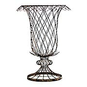 Large Tulip Basket (item #RS-011AG-625GR)