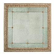 Gold Bilzen Wall Mirror (item #RS-011AG-DM140)
