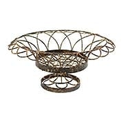 Round Petal Basket (item #RS-011AG-G66)