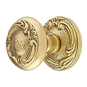 Lafayette Rosette Door Set With Lafayette Door Knobs (item #RS-01BA-D02-K286A-LFTX)