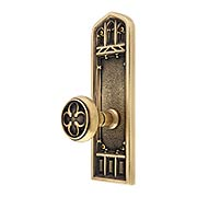 Oxford Interior Door Set With Oxford Knobs (item #RS-01BA-D04-K582A-OXFX)