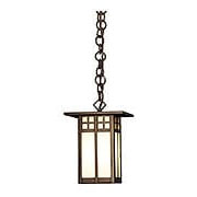 Glasgow Single Pendant In Bronze Finish (item #RS-03AC-GH-6LX)