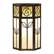 St. Clair Wall Sconce In Bronze Finish (item #RS-03AC-SCW-12-GWC-BZ)