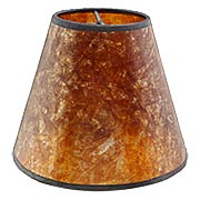 Mica Round Mini Shade 5-Inch Height (item #RS-03BP-00755MX)