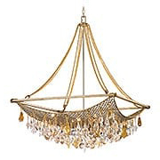 Barcelona Large 8-Light Pendant (item #RS-03CO-125-49X)