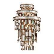 Dolcetti Three Light Sconce in Silver (item #RS-03CO-142-13X)