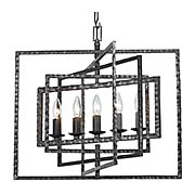 Capri 5-Light Chandelier (item #RS-03CR-336X)