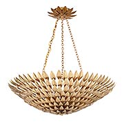 Broche 8-Light Chandelier (item #RS-03CR-519X)