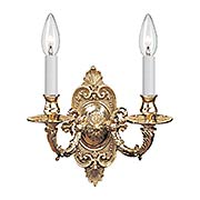 Murray 2-Light Wall Sconce (item #RS-03CR-642X)
