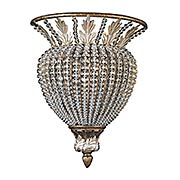 Roosevelt 1-Light Wall Sconce (item #RS-03CR-6721-WP)