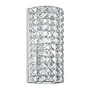 Chelsea 2-Light Wall Sconce (item #RS-03CR-802-CH-CL-MWP)