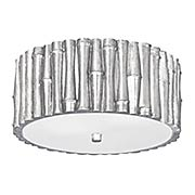 Masefield Flush Mount Ceiling Light (item #RS-03CR-9010-SA)