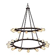 Dakota 33-Light Chandelier (item #RS-03CR-9049X)