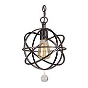 Solaris 1-Light Pendant (item #RS-03CR-9220X)