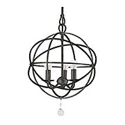 Solaris 3 Mini Chandelier (item #RS-03CR-9225X)