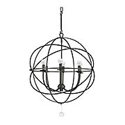 Solaris II 6-Light Chandelier (item #RS-03CR-9226X)