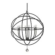 Solaris III 6-Light Chandelier (item #RS-03CR-9228X)