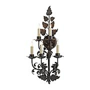 Willow 5-Light Sconce (item #RS-03CU-5000-0066)