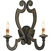 Retrospect 2-Light Wall Sconce (item #RS-03CU-5012)