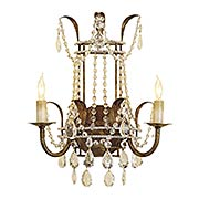 Laureate 2-Light Wall Sconce (item #RS-03CU-5543)