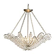 Quantum 4-Light Chandelier (item #RS-03CU-9000)